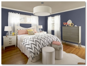 Paint Colors For Bedrooms 2013 House Painting Tips
