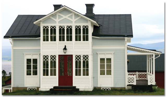 Images of Popular Color Combinations for the Exterior of Your House