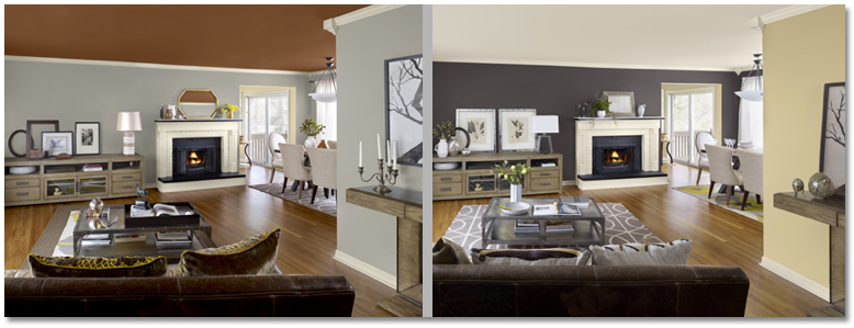 Paint Color Combinations Schemes And Ideas For 2013 House