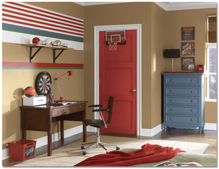 Fun Painting Ideas For Bedrooms Urban Home Designing Trends